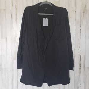 Revolve NBD Black Blazer NWT
